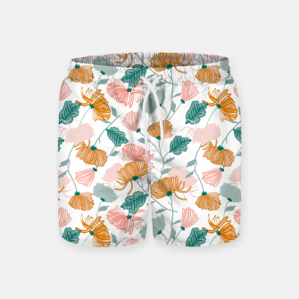 Thumbnail image of Redamancy Swim Shorts, Live Heroes