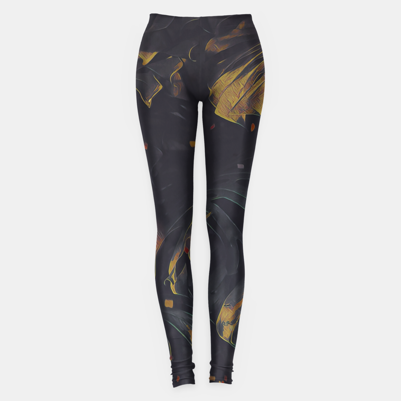 Image of Floral Fashion Leggings - Live Heroes