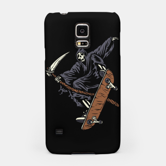 Thumbnail image of Skate Reaper Samsung Case, Live Heroes