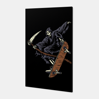 Thumbnail image of Skate Reaper Canvas, Live Heroes