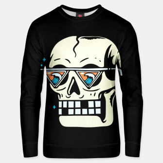 Thumbnail image of Wave Finder Unisex sweater, Live Heroes