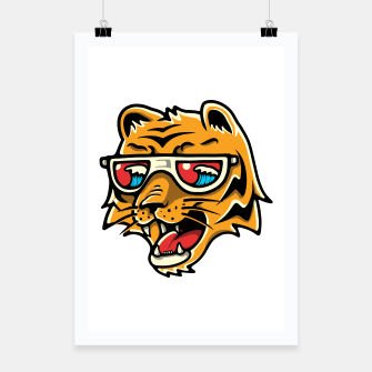 Thumbnail image of Roar Wave Poster, Live Heroes
