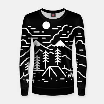 Let's Get Lost Women sweater thumbnail image