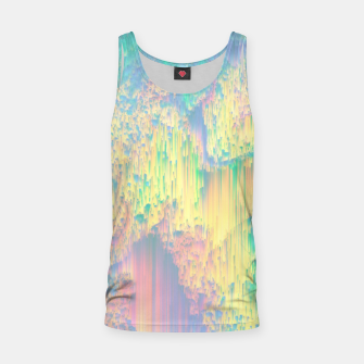 Thumbnail image of Remixed Nature Tank Top, Live Heroes