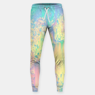 Thumbnail image of Remixed Nature Sweatpants, Live Heroes