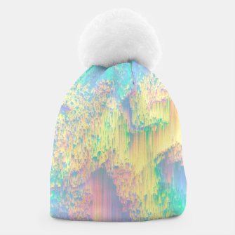 Thumbnail image of Remixed Nature Beanie, Live Heroes
