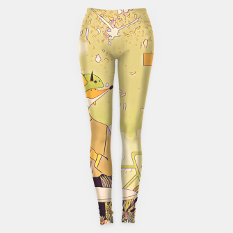 Thumbnail image of Waiting for you Leggings, Live Heroes