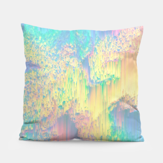 Thumbnail image of Remixed Nature Pillow, Live Heroes