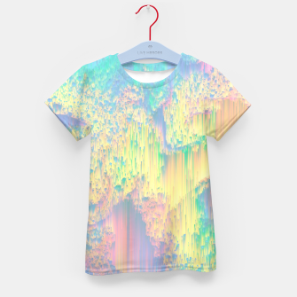 Thumbnail image of Remixed Nature Kid's t-shirt, Live Heroes