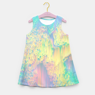 Thumbnail image of Remixed Nature Girl's summer dress, Live Heroes