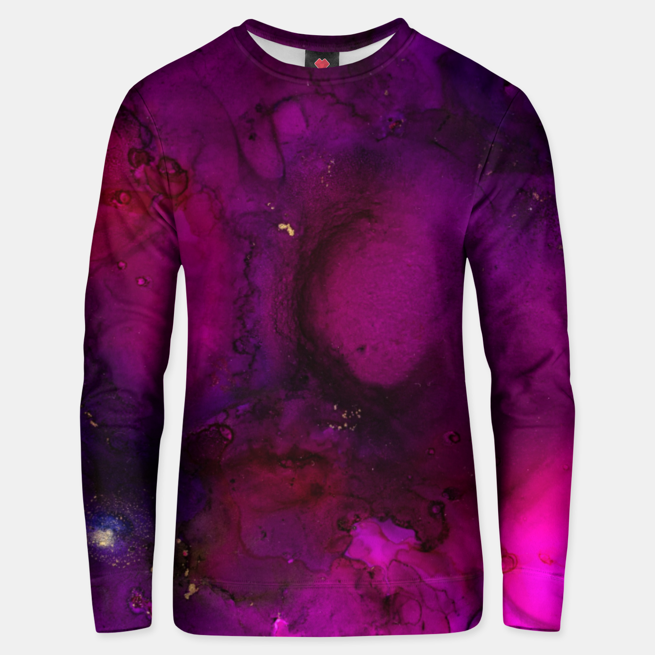 Image of Hollow Brilliance Unisex sweater - Live Heroes