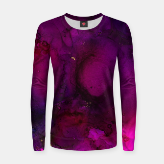 Thumbnail image of Hollow Brilliance Women sweater, Live Heroes