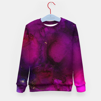 Thumbnail image of Hollow Brilliance Kid's sweater, Live Heroes