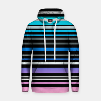Thumbnail image of Simple striped pattern, simple, striped Hoodie, Live Heroes