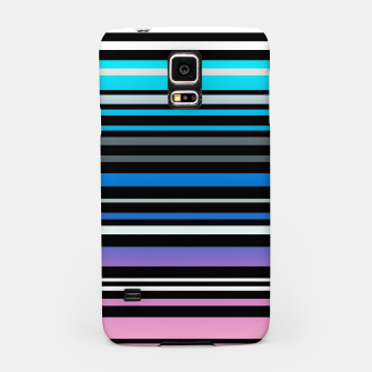 Simple striped pattern, simple, striped Samsung Case thumbnail image