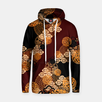 Japanese traditional family crest art Hoodie thumbnail image