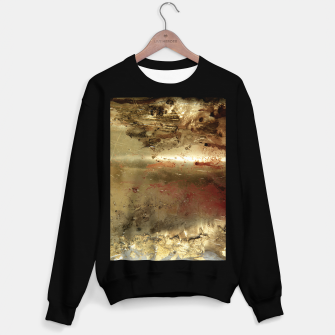 Thumbnail image of Golden grunge  Sweater regular, Live Heroes