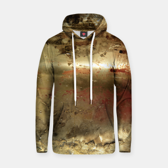 Thumbnail image of Golden grunge  Hoodie, Live Heroes