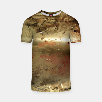 Thumbnail image of Golden grunge  T-shirt, Live Heroes