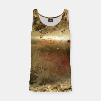 Thumbnail image of Golden grunge  Tank Top, Live Heroes