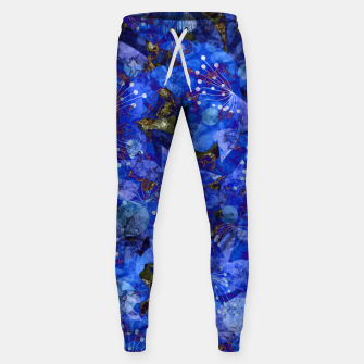Miniatur Abstract modern art Sweatpants, Live Heroes