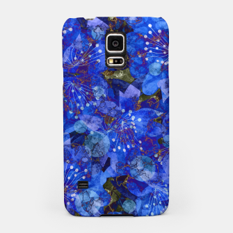 Miniatur Abstract modern art Samsung Case, Live Heroes