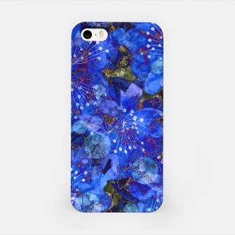 Miniatur Abstract modern art iPhone Case, Live Heroes