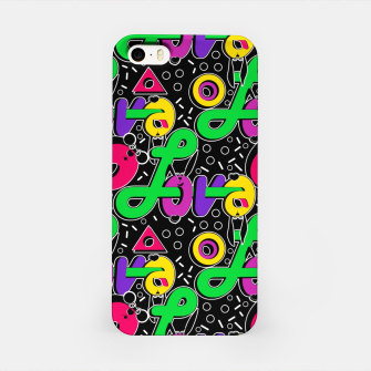 Thumbnail image of modern love iPhone Case, Live Heroes
