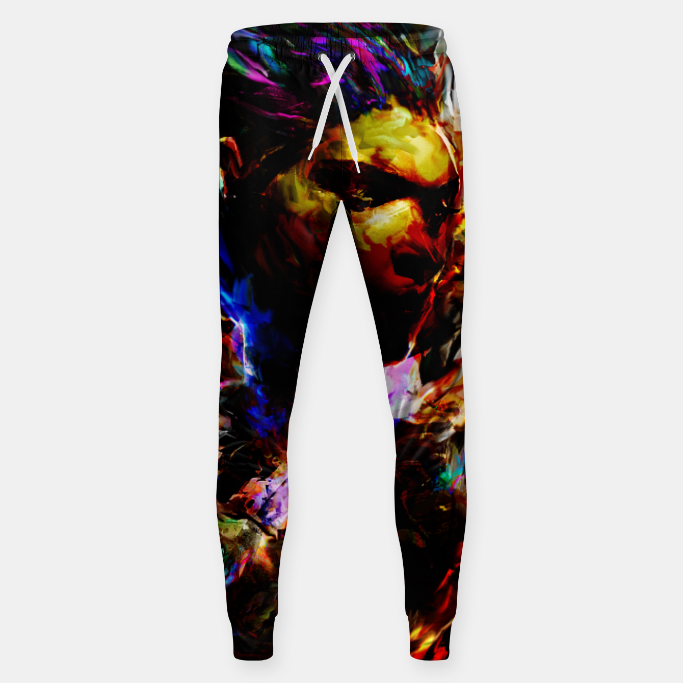 Zdjęcie ghost in the shell Sweatpants - Live Heroes