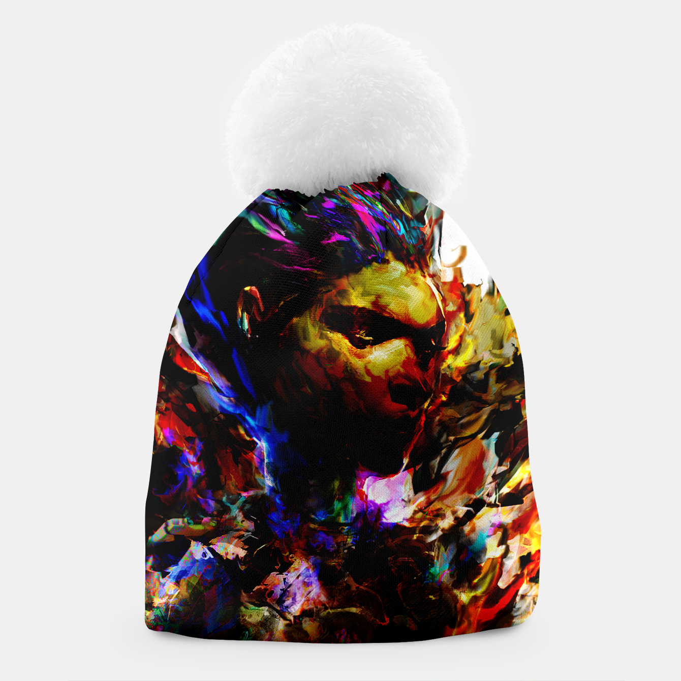 Zdjęcie ghost in the shell Beanie - Live Heroes
