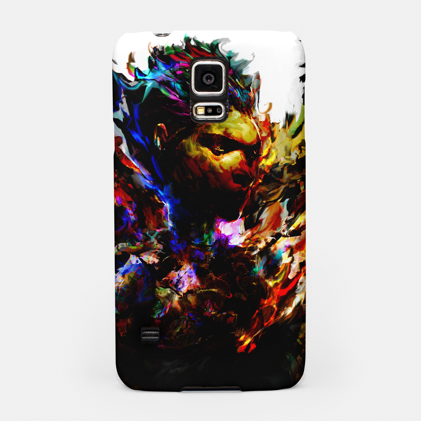 Zdjęcie ghost in the shell Samsung Case - Live Heroes
