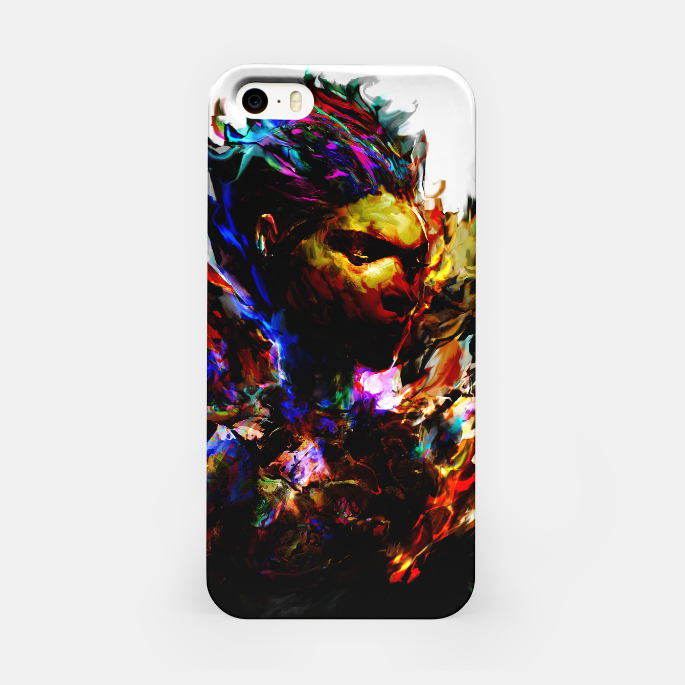 Zdjęcie ghost in the shell iPhone Case - Live Heroes