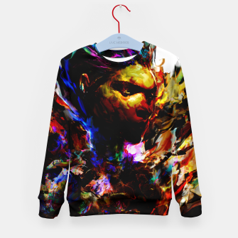 ghost in the shell Kid's sweater obraz miniatury