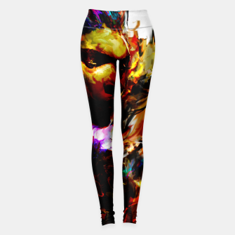 ghost in the shell Leggings obraz miniatury