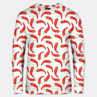Thumbnail image of Peppers Unisex sweater, Live Heroes