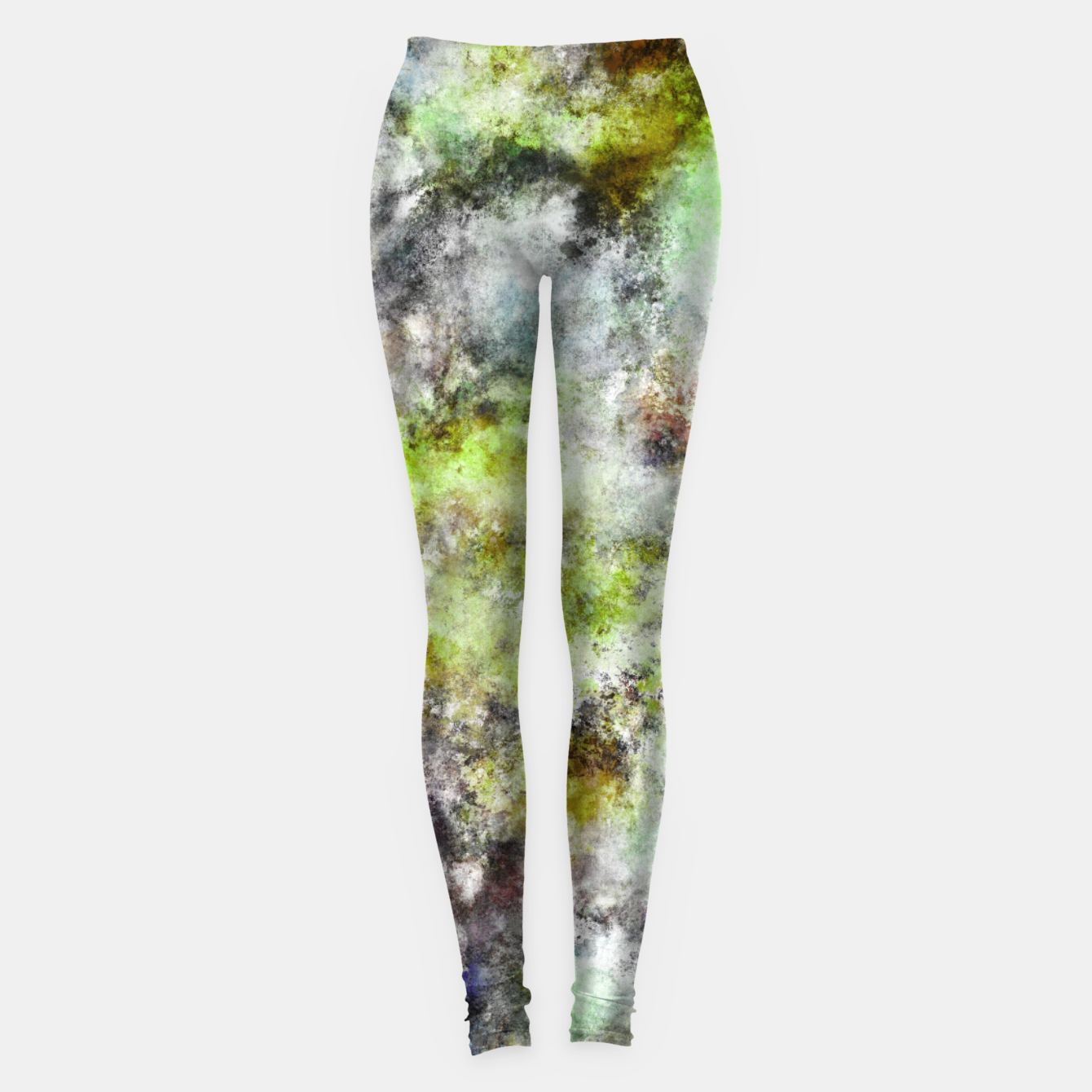 Image of Until the end of the storm Leggings - Live Heroes