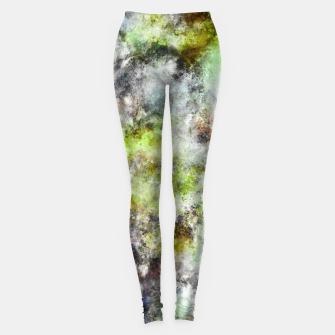 Thumbnail image of Until the end of the storm Leggings, Live Heroes