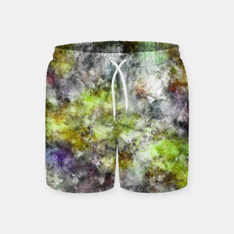 Thumbnail image of Until the end of the storm Swim Shorts, Live Heroes
