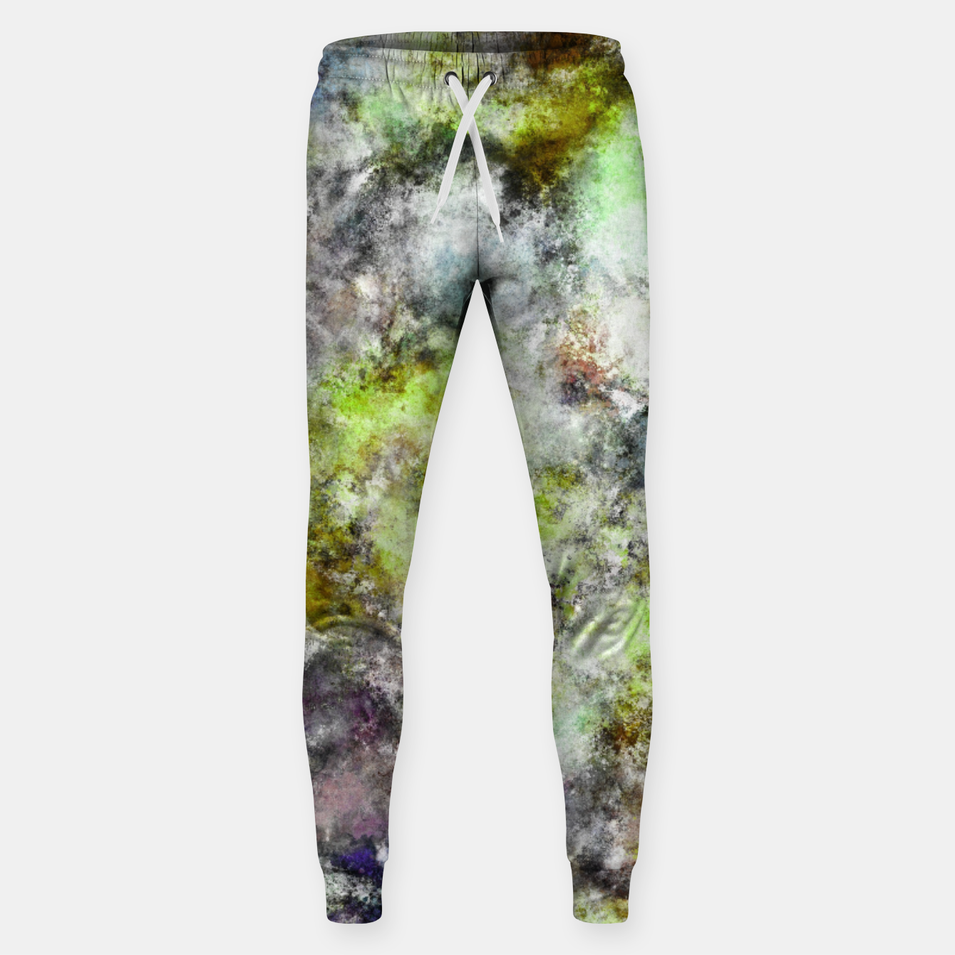Image of Until the end of the storm Sweatpants - Live Heroes
