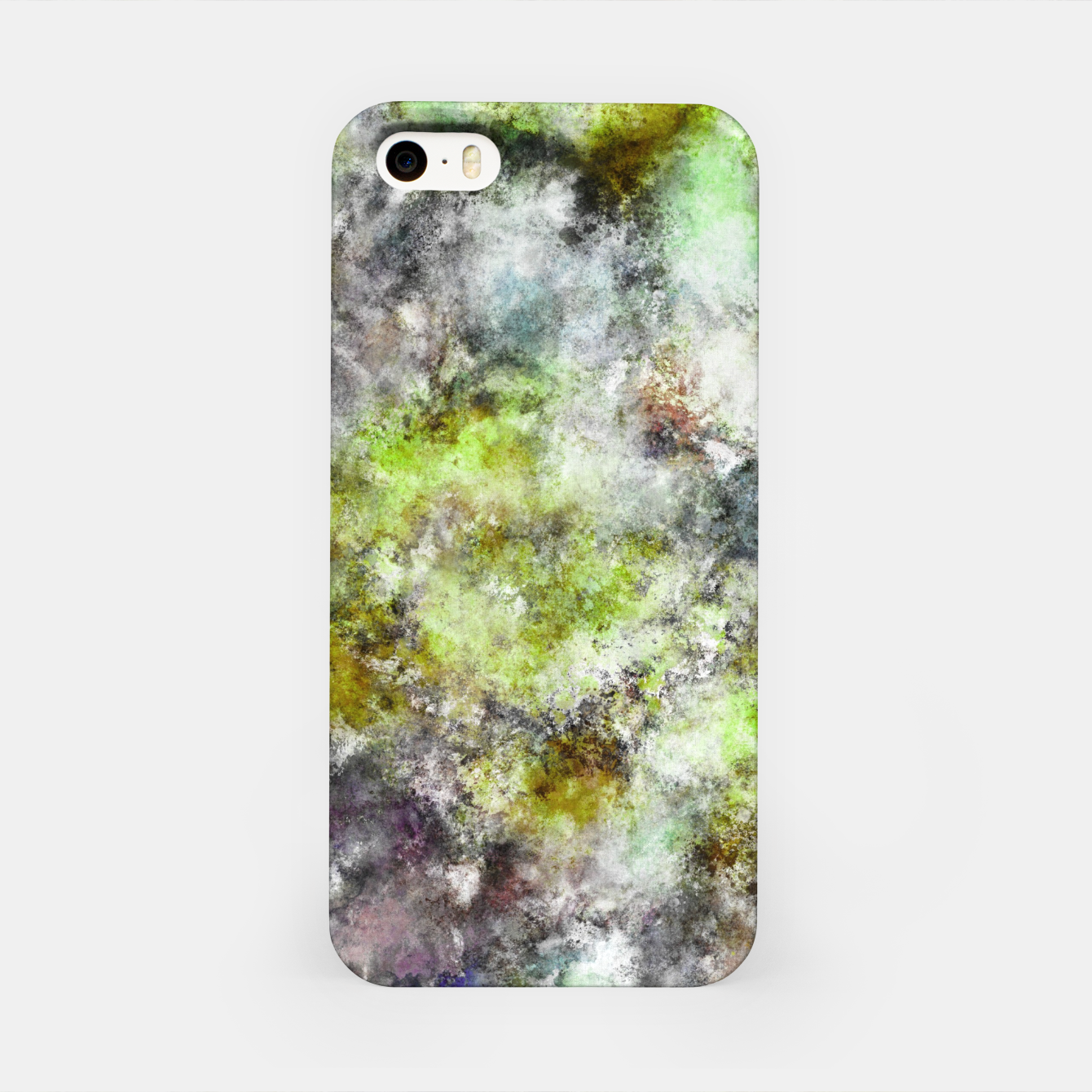 Image of Until the end of the storm iPhone Case - Live Heroes