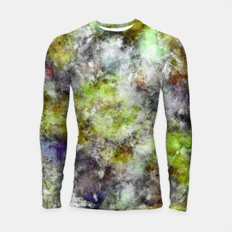 Thumbnail image of Until the end of the storm Longsleeve rashguard , Live Heroes