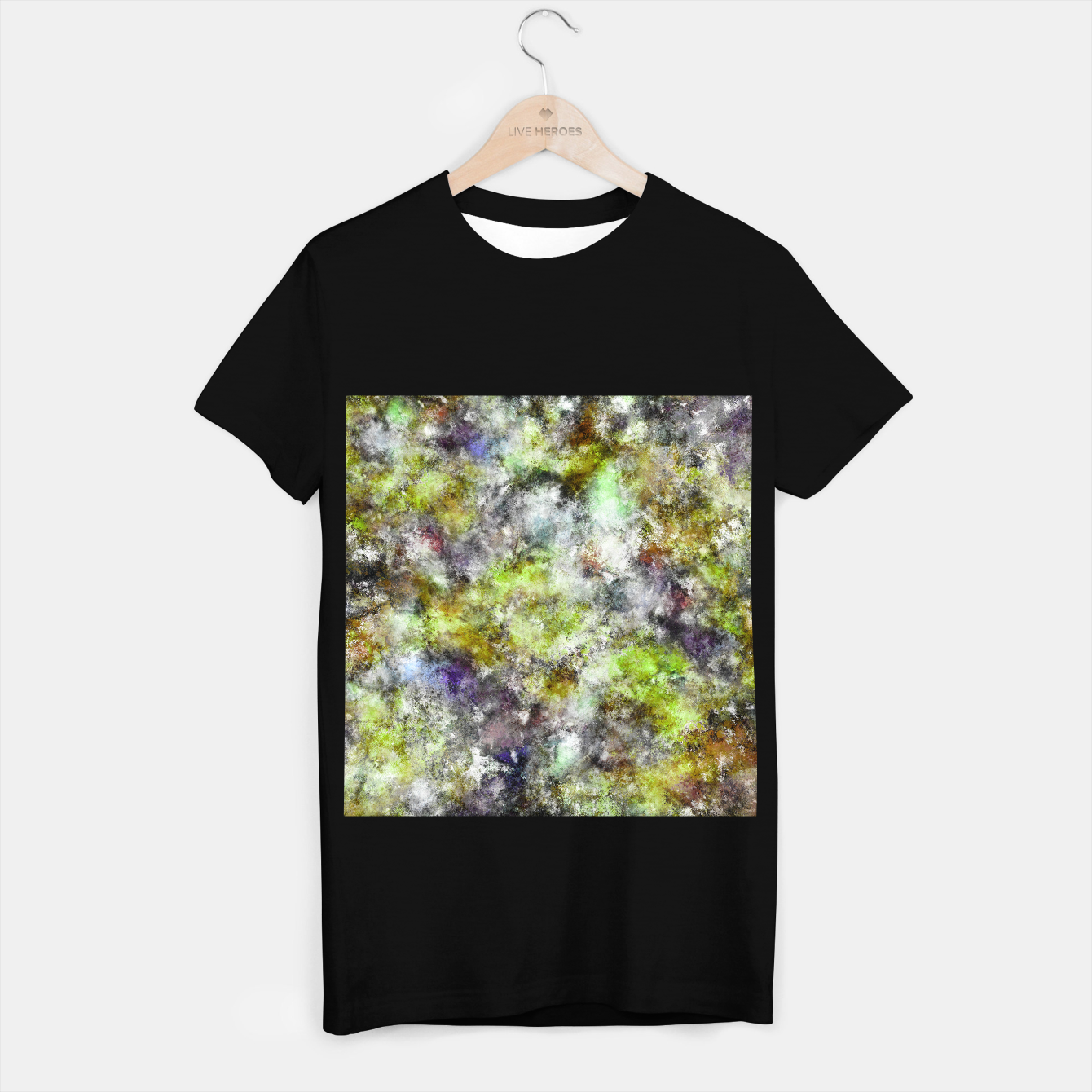 Image of Until the end of the storm T-shirt regular - Live Heroes