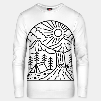 Thumbnail image of Greatest Home Unisex sweater, Live Heroes