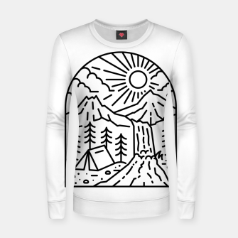 Thumbnail image of Greatest Home Women sweater, Live Heroes