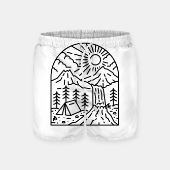 Thumbnail image of Greatest Home Swim Shorts, Live Heroes