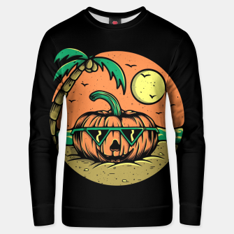 Thumbnail image of Pumkin Summer Unisex sweater, Live Heroes
