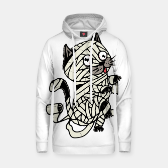 Thumbnail image of Mummy Cat Hoodie, Live Heroes