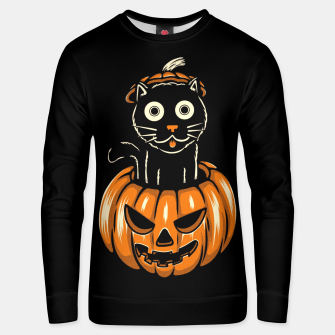 Thumbnail image of Pumpcat Unisex sweater, Live Heroes