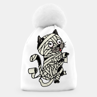 Thumbnail image of Mummy Cat Beanie, Live Heroes