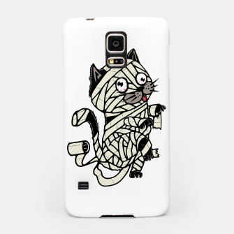 Thumbnail image of Mummy Cat Samsung Case, Live Heroes